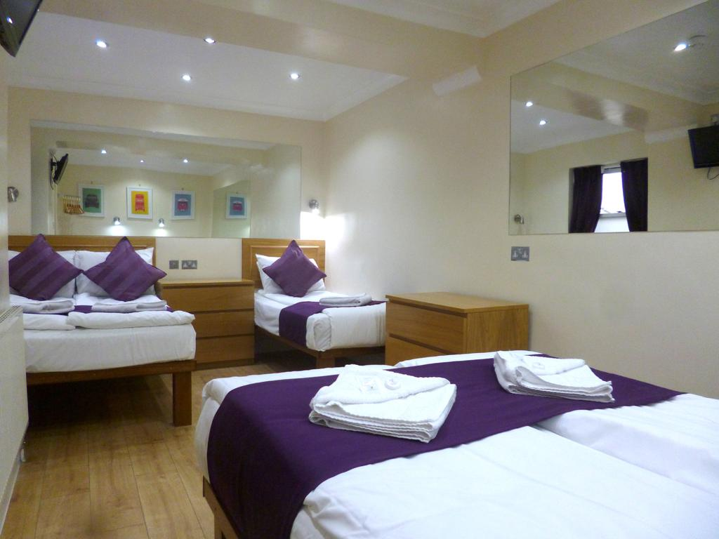 Hotel Rooms In Central Cardiff
